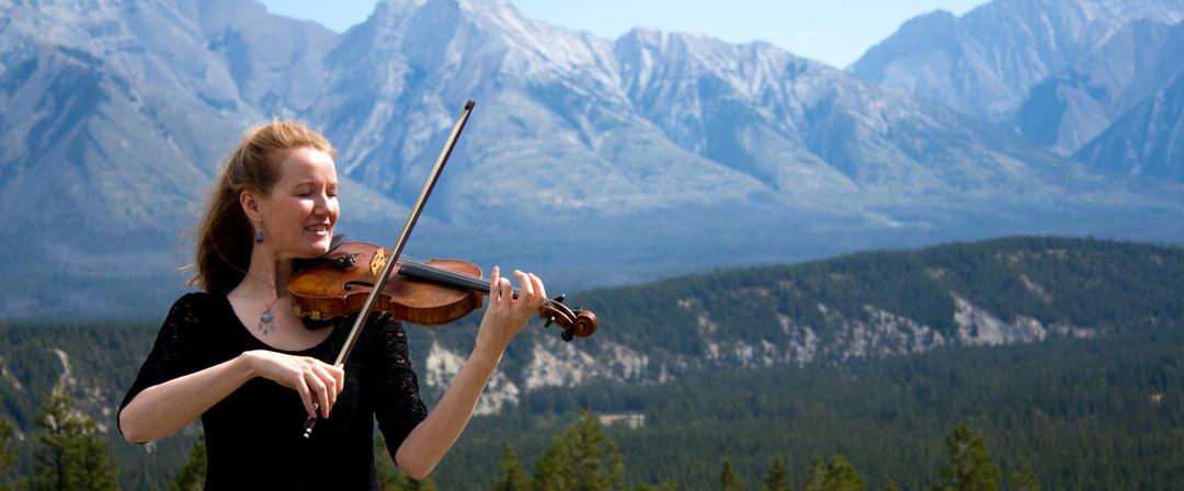 violin banff